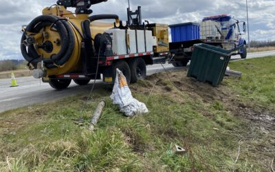 Kent Spill Response For 30 Gallons Of Diesel