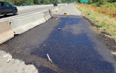 2021-06-26: Jersey Leaker – Fuel Spill Response for a 150 Gallon Spill
